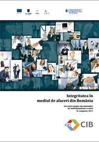 Integritatea in mediul de afaceri din Romania
